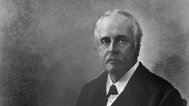 Arthur Balfour in 1925 (Photo: GPO)