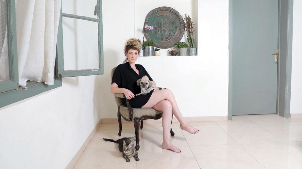 ליאת ריבלין, אחייניתו של הנשיא, הצילה את העסק של אמה שנפטרה