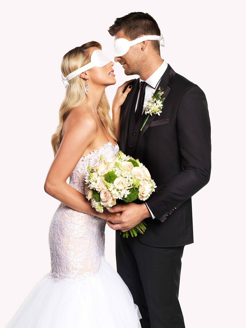 """פוסטר הסדרה """"חתונה ממבט ראשון"""" (יח""""צ) (יח"""