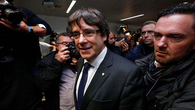 Ousted Catalonia leader Carles Puigdemont (Photo: Reuters)