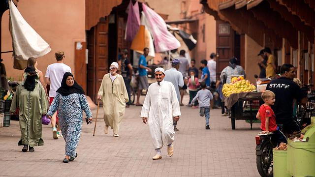 גם היא ברשימה הפעם: מרוקו (צילום: AFP) (צילום: AFP)