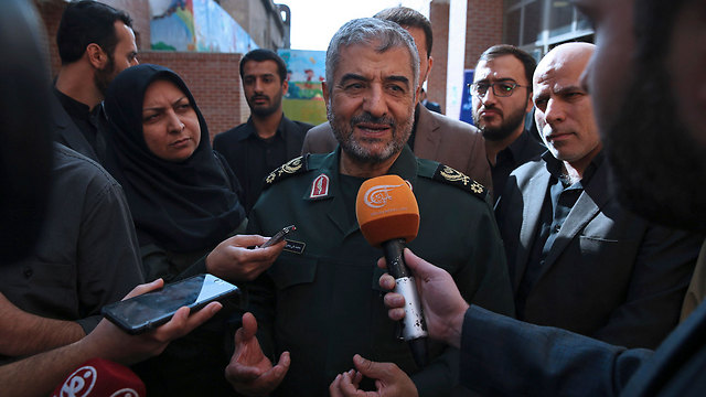 IRGC Commander Jafari said there was no reason to increase the range of Iran's missiles, as they can already reach US assets in the region (Photo: AP)