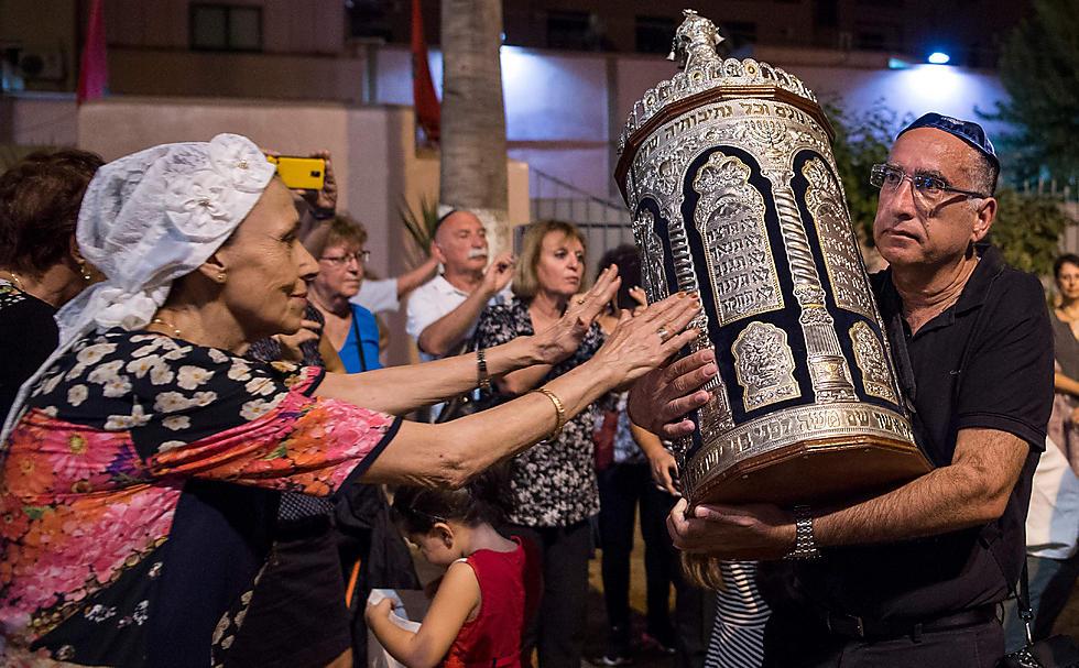 בית הכנסת העתיק במרקש (צילום: AFP) (צילום: AFP)