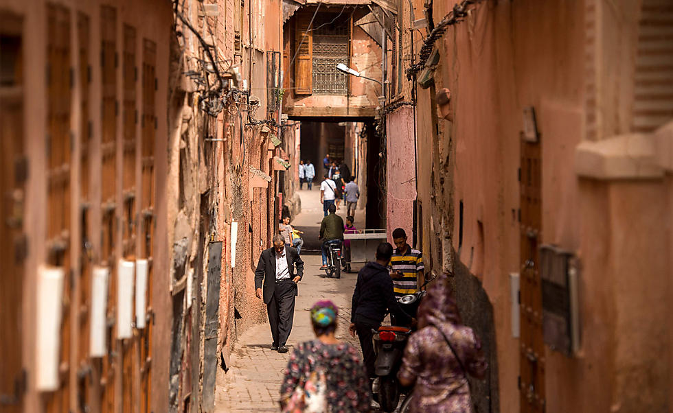 Before the wave of departures, Morocco hosted North Africa's largest Jewish community