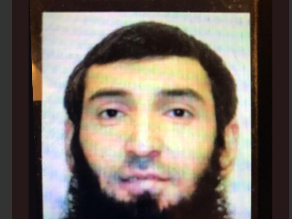 Sayfullo Saipov (Photo: NBC)