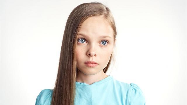 הילדה הטובה (צילום: shutterstock) (צילום: shutterstock)