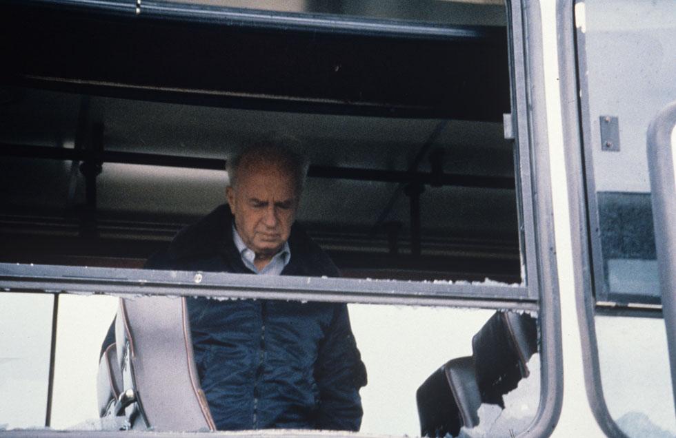 После теракта возле атомной станции в Димоне, 1988 год