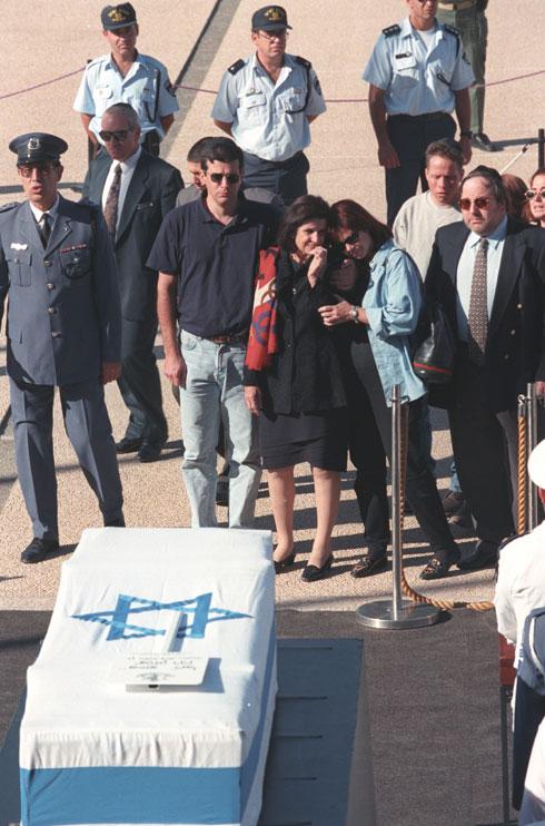 Похороны Рабина, 1995 год