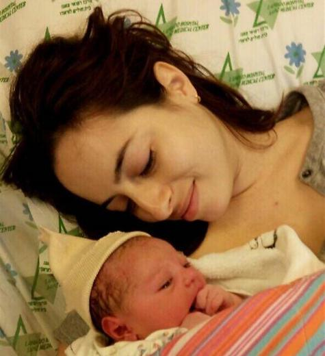 """ברזלי לופן: """"להעניק תמיכה מרגע הלידה"""" (צילום: חלי וייס)"""