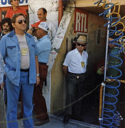 פיטר שוץ (משמאל) נפטר. היהודי שאחראי לכך שה-911 עדיין איתנו