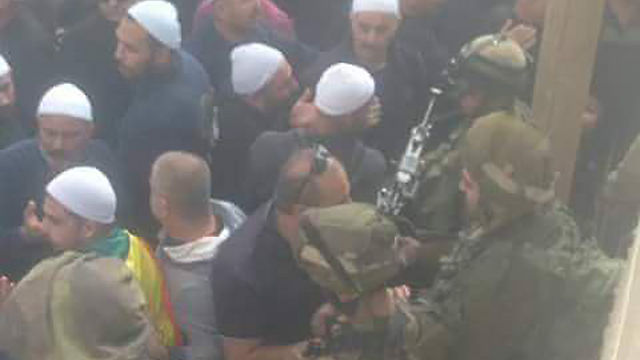 Israeli Druze demonstrate in solidarity with Druze kin injured in attack in Syria