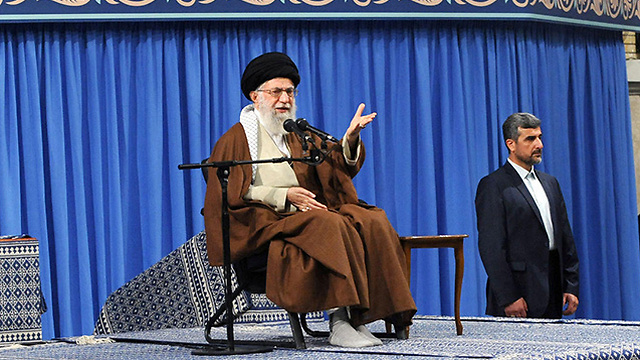 Supreme leader Ali Khamenei. Against reforms in the regime  (Photo: Reuters)