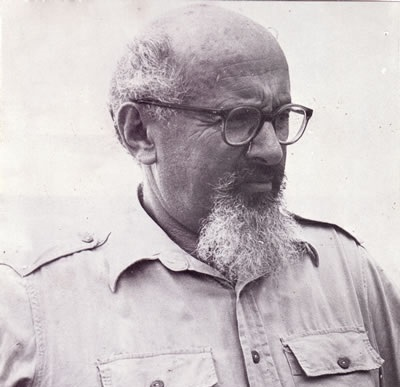 Ицхак Саде. Фото: архив пресс-бюро правительства Израиля