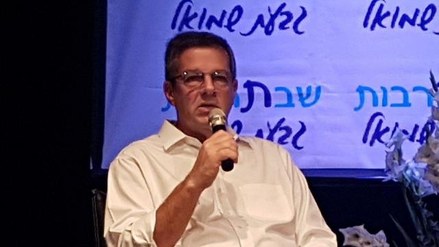 Yuval Rabin  (Photo: Barel Efraim)