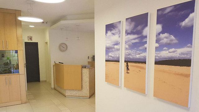 חדרים במרכז בית לין  (צילום: משרד הרווחה) (צילום: משרד הרווחה)