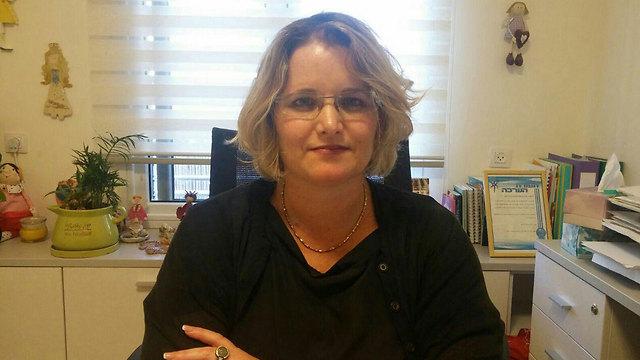 גל אבני-בר לב, מנהלת המרכז בבאר שבע (צילום: משרד הרווחה) (צילום: משרד הרווחה)