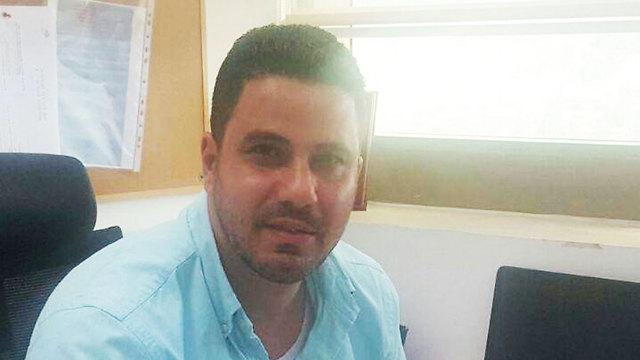סאלח בכרי, מנהל בית לין בנצרת (צילום: משרד הרווחה) (צילום: משרד הרווחה)