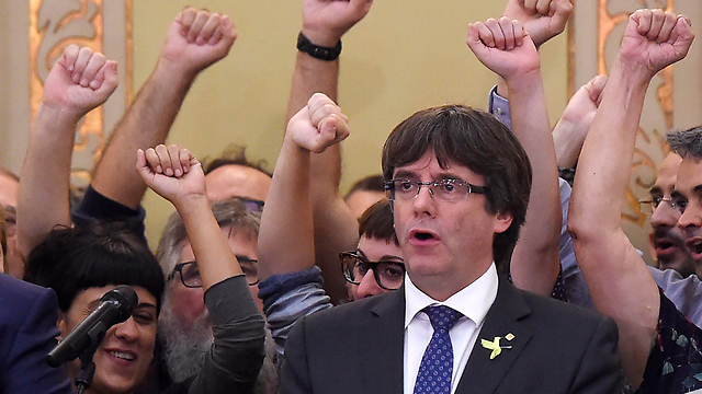 Ousted Catalonia leader Carles Puigdemont (Photo: AFP)