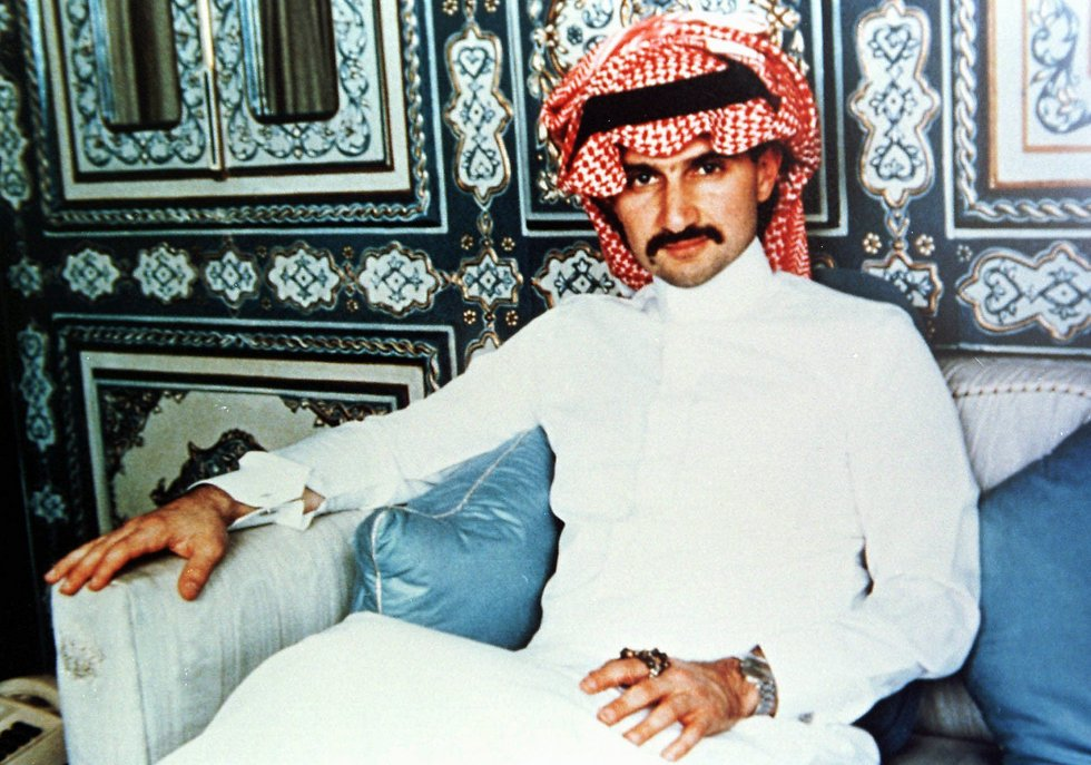 Prince Alwaleed bin Talal, among those arrested (Photo: AP)