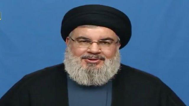Hezbollah leader Nasrallah. No real interest in a third round of destruction and ruin