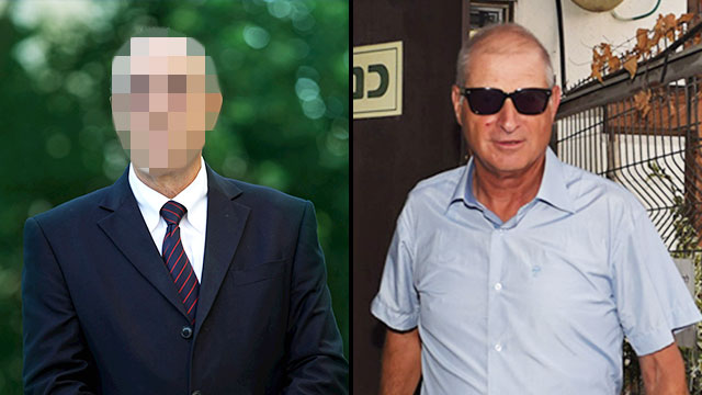 PM's associates suspected in submarine affair; on right: attorney David Shimron (Photos: Alex Kolomoisky, Yuval Chen)