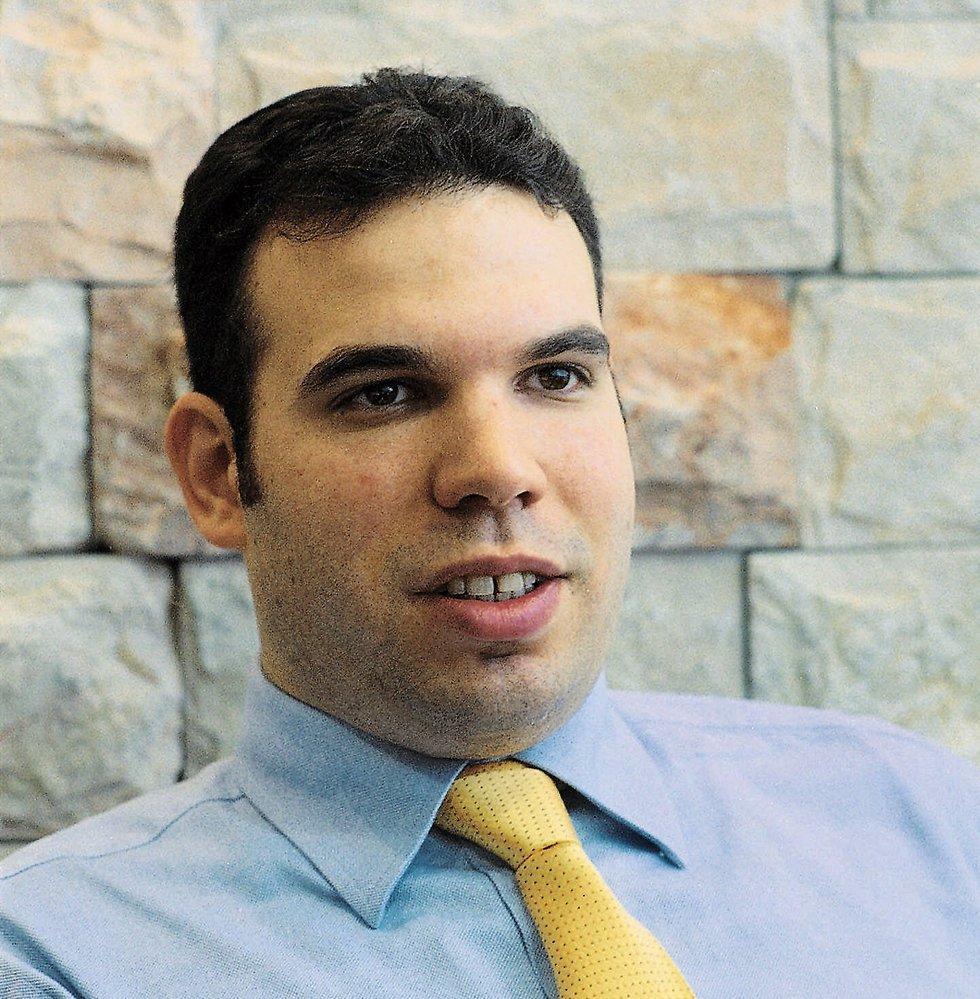 איש העסקים דן גרטלר (צילום: AP) (צילום: AP)