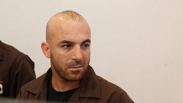 Muhammad Zafran in court (Photo: Motti Kimchi)