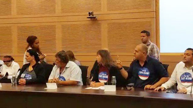Bereaved families show up at Finance Committee meeting