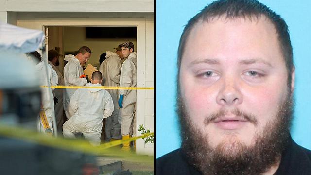 Devin Patrick Kelley shot 26 people at a Texas church