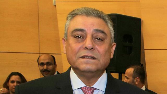 Hazem Khairat (Photo: Yoni Reif )