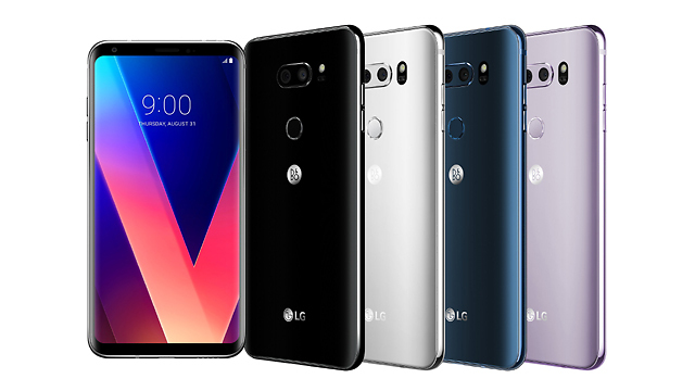 LG V30 (צילום: LG) (צילום: LG)