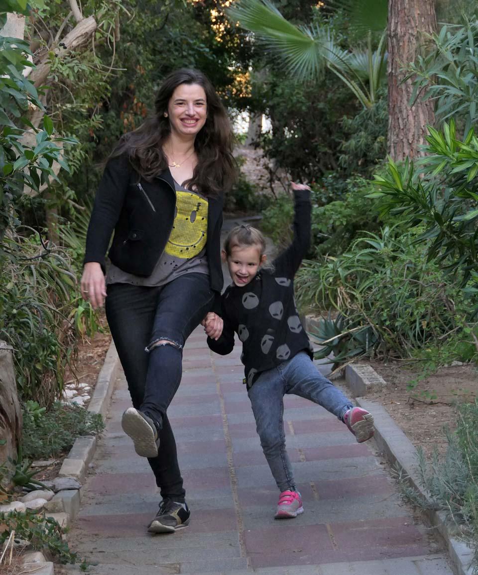 Ира и Альма. Фото: Цвика Тишлер