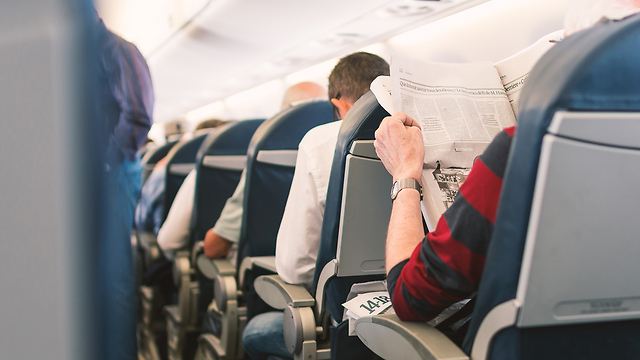 קרתה לכם תאונה במטוס? אולי תקבלו פיצוי (צילום: שאטרסטוק) (צילום: שאטרסטוק)
