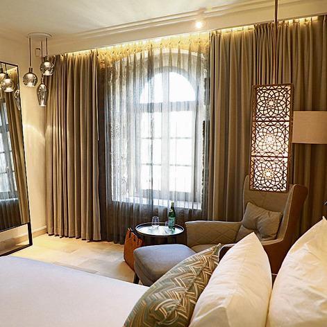 חדר במלון סטאי