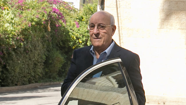 Molcho, PM Netanyahu's confidant, may face indictment for his role in the submarine affair (Photo: Ohad Zwigenberg)
