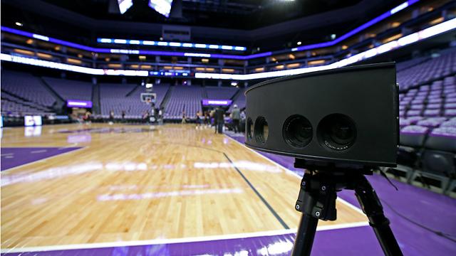 VR ב-NBA (צילום: אינטל)