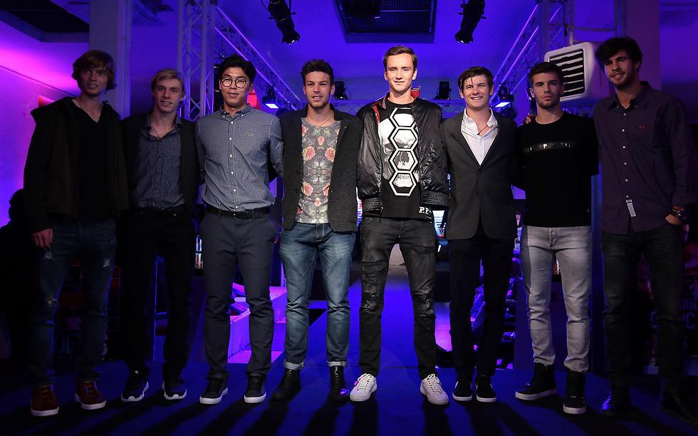 שחקני הדור הבא (צילום: getty images)