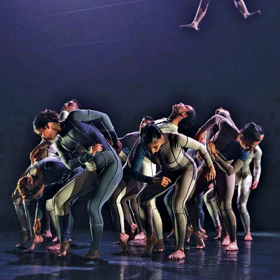 Сцена из спектакля. Фото: пресс-служба коллектива
