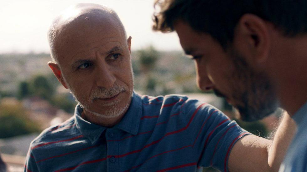 יעקב כהן בתפקיד האב (צילום: ברטק בינק) (צילום: ברטק בינק)