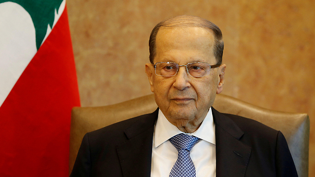 President of Lebanon Michel Aoun (Photo: Reuters)