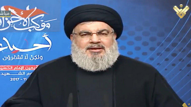 Hezbollah leader Nasrallah accused Saudi Arabia of paying Israel to attack Lebanon