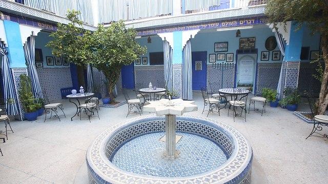 A Synagogue in Marrakesh. (Photo: Oren Aharoni)