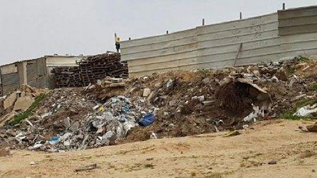 Many Bedouin towns lack basic infrastructure