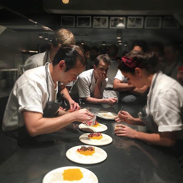 """האוכל יופק מגידולים בחווה ניסיונית, """"נומה"""" (צילום: מתוך עמוד האינסטגרם של המסעדה)"""