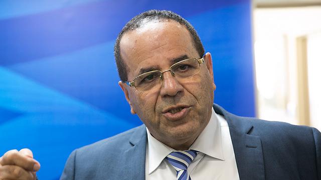 Minister Ayoob Kara (Photo: Olivier Fitoussi)