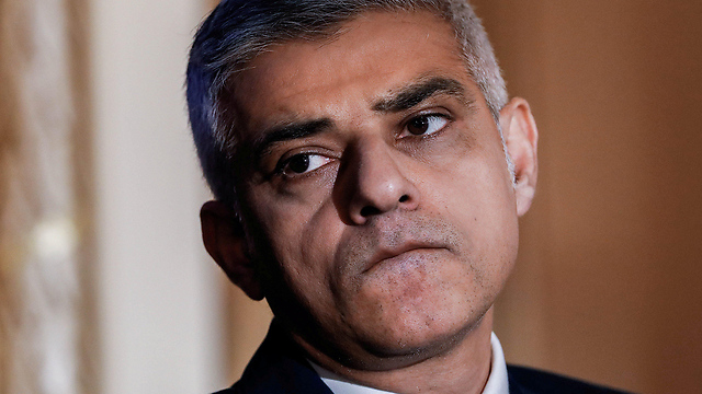 Mayor Sadiq Khan (Photo: Reuters)