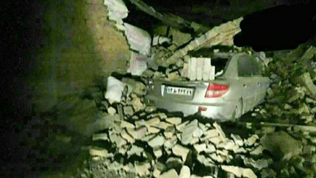 נזק כבד בעיראק ()