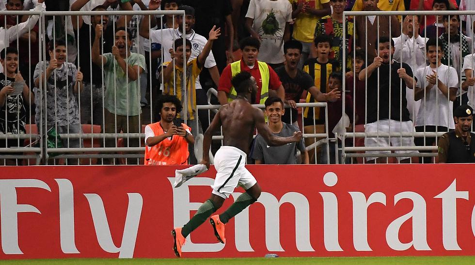 אל-מוואלד. בקרוב בליגה הספרדית? (צילום: getty images) (צילום: getty images)