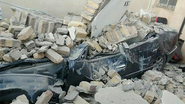 תמונות ההרס מרעש האדמה