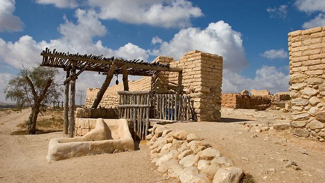 תל באר שבע (צילום: דורון ניסים)
